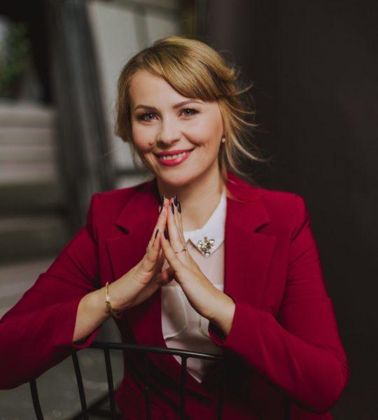Оксана Пятковская