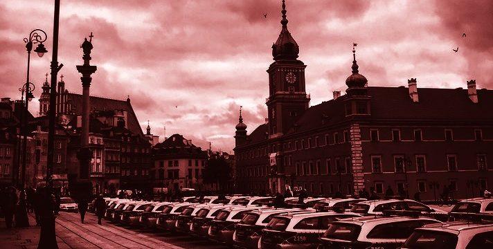 Чрезвычайное положение в Польше