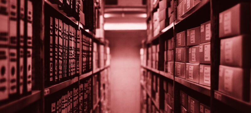 Процедура поиска данных в польских архивах